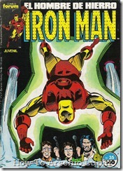 P00079 - El Invencible Iron Man #187