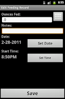 Screenshot of Baby Steps