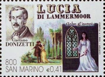 COMING TO OPERA CAROLINA (Charlotte, NC) - Gaetano Donizetti's LUCIA DI LAMMERMOOR