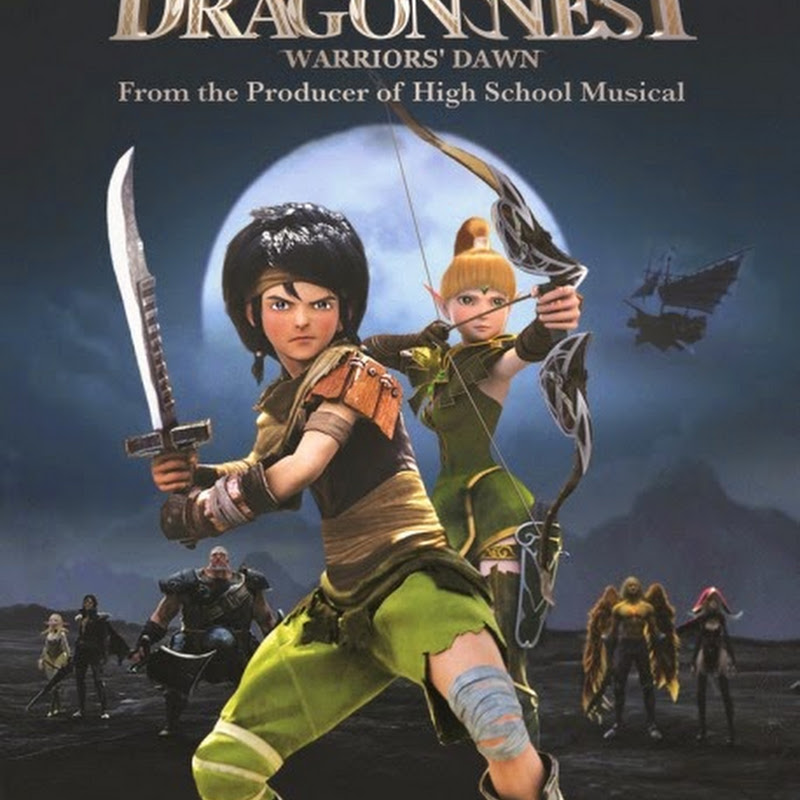 "From Phenomenal Online Game: ""Dragon Nest: Warrior's Dawn"" Movie Opens March 18"