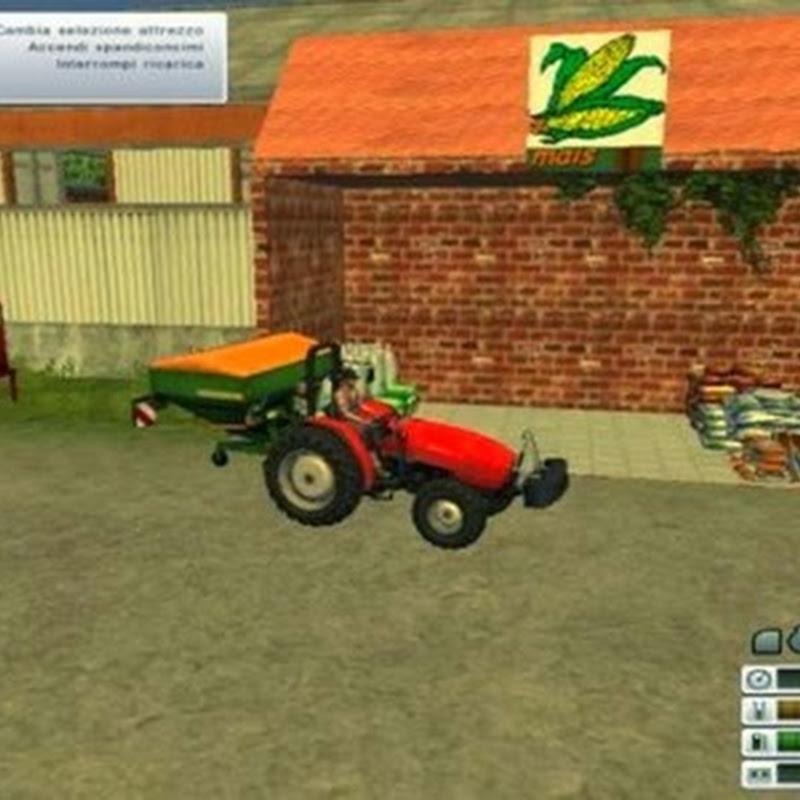 Farming simulator 2013 - Magazzino semi antico V 1.0