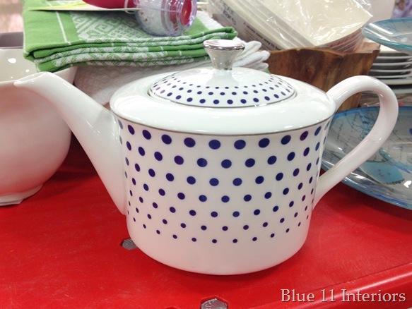 HG Tea pot