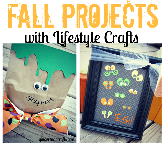 Fall Projects with Lifestyle Crafts
