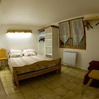 chalet Le P'tit Grenier - Chambre 2 - Location - Les Carroz