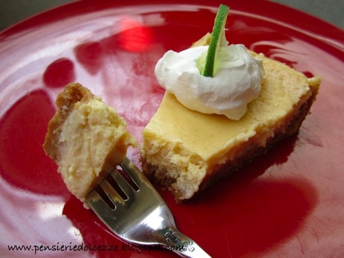Key Lime pie 4