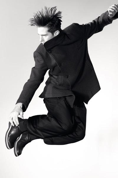 Photography by Arnaldo Anaya-Lucca for Kult Magazine #8, F/W 2011