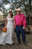 Tyrel and Crystal Wedding DAy