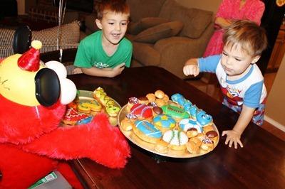 Nash's 2nd Birthday 080