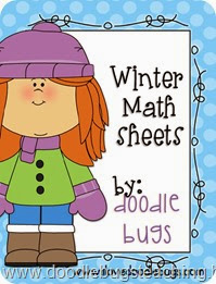 wintermathsheets