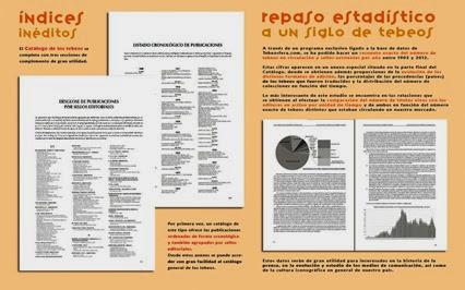 Catálogo Tebeos Tebeosfera III