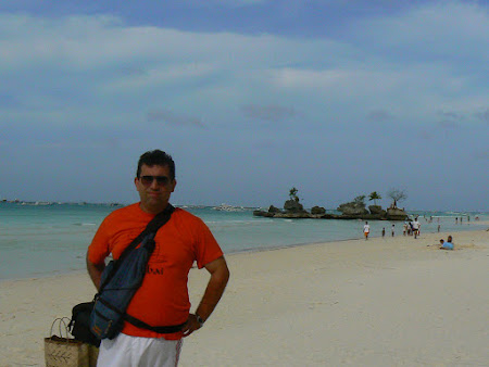 Sights in Philippines: Boracay - white beach