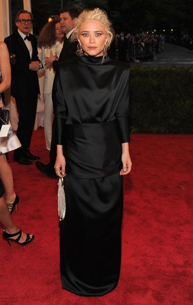 MET - Mary Kate Olsen