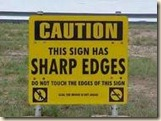 funny signs 3