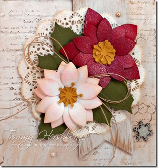 Christmas Canvas cropped by Tammy Hershberger