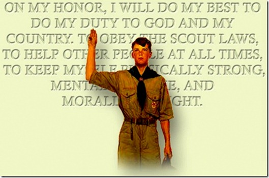 Boy Scout Honor
