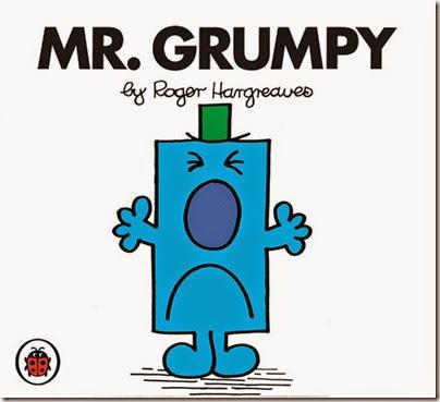 27 Mr. Grumpy