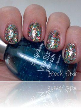 Sally Hansen Salon Effects in Frock Star 3