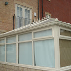 Cream Conservatories