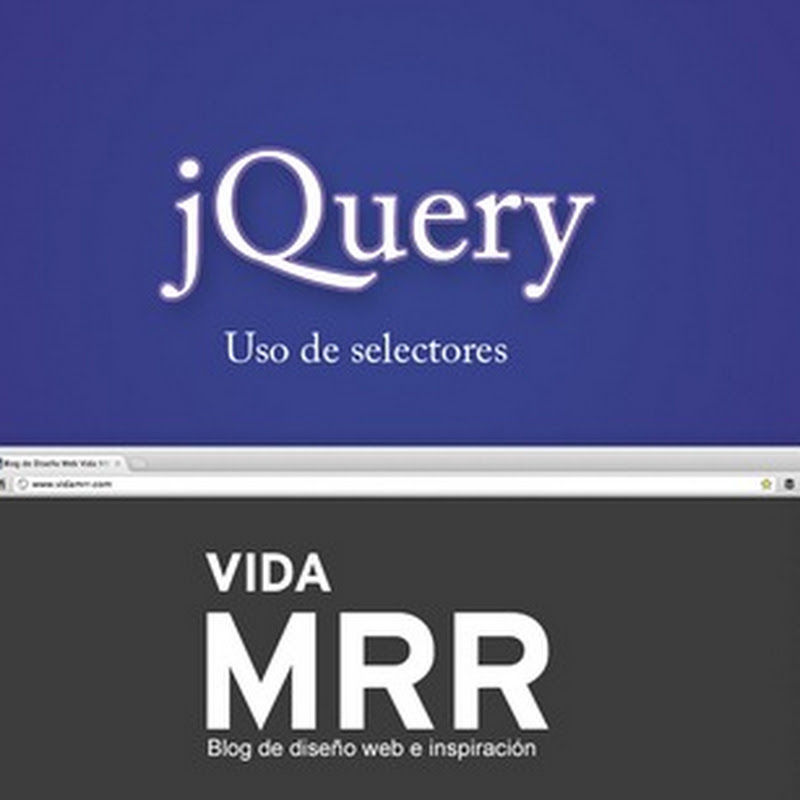 Curso jQuery, uso de selectores
