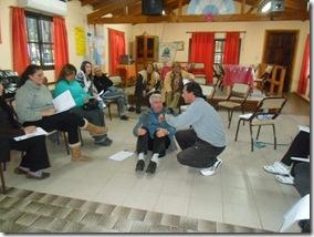 Se inició la segunda etapa del taller de nutrición y actividad física en la tercera edad