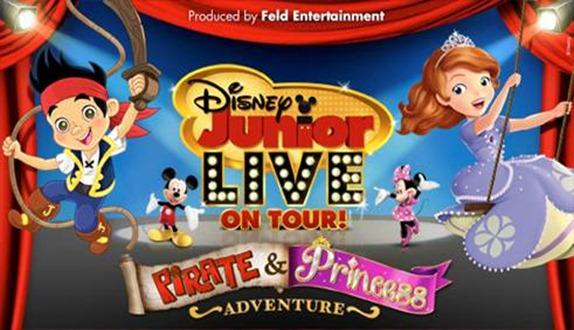 Disney Jr Live