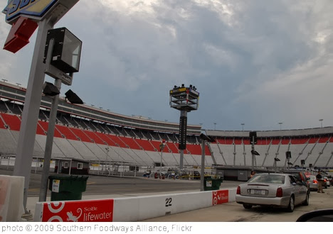 'Bristol Motor Speedway' photo (c) 2009, Southern Foodways Alliance - license: http://creativecommons.org/licenses/by/2.0/