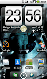 Droid X Theme ADW Launcher