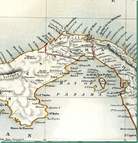 BayofPanama-map historic