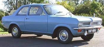 Vauxhall 1970 Viva HC