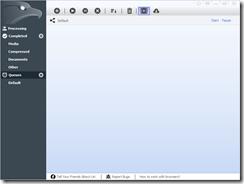 واجهة برنامج EagleGet أفضل بديل مجانى لبرنامج انترنت داونلود مانجر