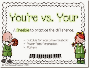 You're vs. Your (notebook)