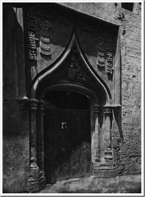 palacio mosen sorell fachada principal