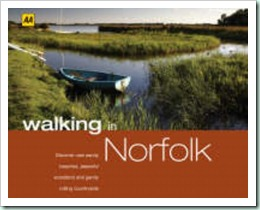 AA walking in norfolk