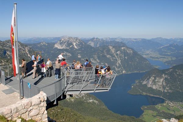 Krippenstein - Dachstein Welterbe  -  Hˆhlen- und Wanderwelt