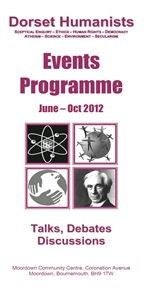 DH programme June - Oct 2012