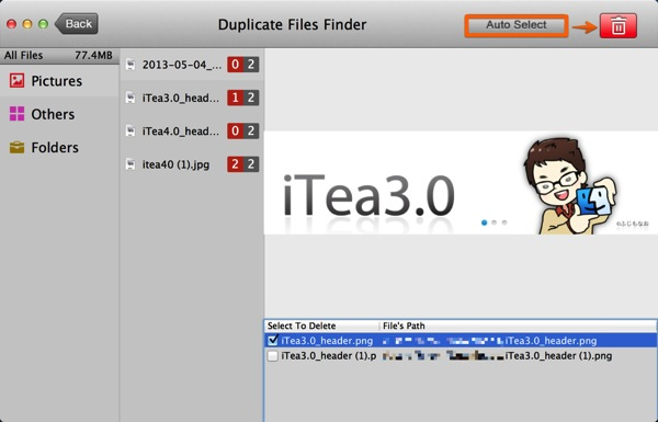 Mac app utilities duplicate files finder1