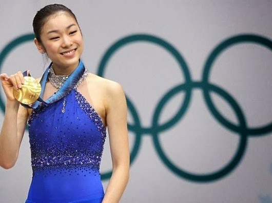 Kim Yu-Na of South Korea, Figure Skating