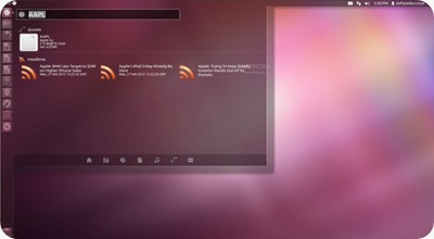 Ubuntu-Stock-Quotes-Lens-for-Unity