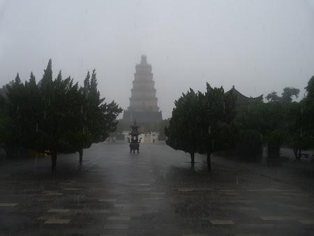 Pagoda Gastii Xian - templu budist