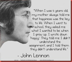 lennon quote