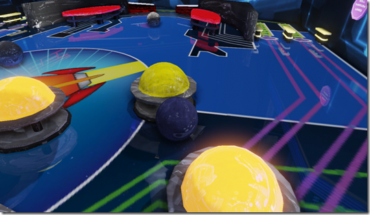 Robot Pinball Escape free indie game (4)