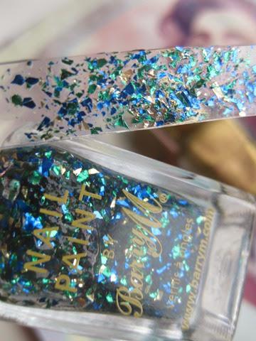 BarryM-Aquarium-Mermaid-blue-green-glitter-Nail-polish-