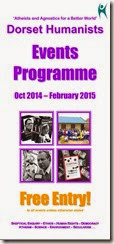DH Event Programme Oct 2014 - Feb 2015