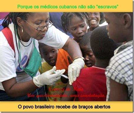 Medicos Cubanos não são 2