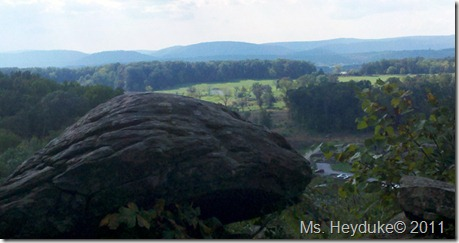 gettysburg hill