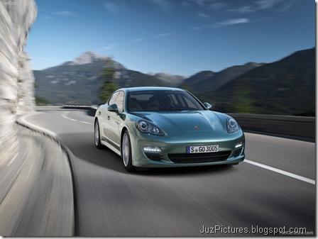 Porsche Panamera Diesel2