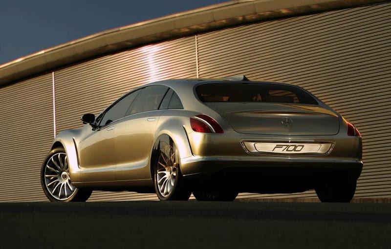 Mercedes Benz F 700 in Pics ;)