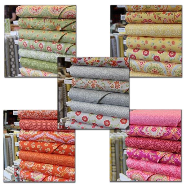 High Street fabric via The Fabric Mill