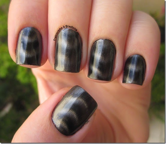 Graphite gravity, Sally Hansen
