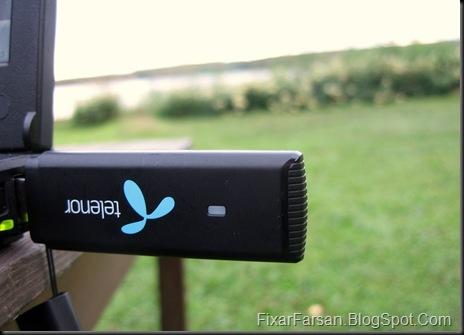 telenor mobilt bredband modem